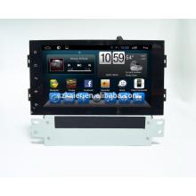 8 pulgadas Android 6.0 car audio DVD gps / coche android gps de navegación para Peugoet 308S