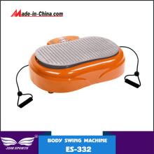 Plaque de vibration de massage de nouvelle arrivée avec un corps élastique