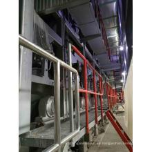 Máquina de fabricación de papel de cultivo de papel de copia A4