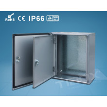 Caja de acero inoxidable de la puerta interior
