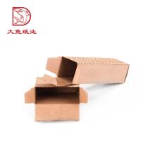 New design eco-friendly recyclable 3-layer corrugated tube carton box oem