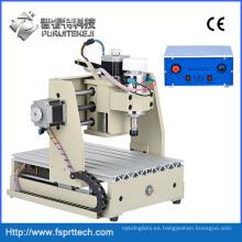 Máquina de grabado del CNC de la máquina de trabajo de madera del router del CNC de 3 ejes