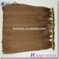 Cuticle Aligned Russian 1g/strand Keratin Fusion Flat Tip Hair Extension
