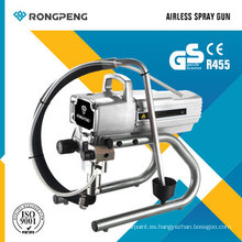 Pulverizador de pintura sin aire Rongpeng R455