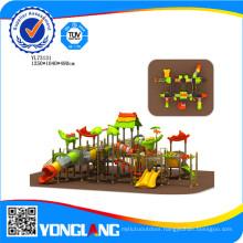 The Wonderful Ooutdoor Playground for Children