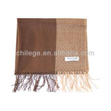 châles de pashmina de laine peignée