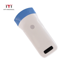 128 Elements 3.5/5MHz Convex Probe Mini Wireless Pocket Ultrasound Device For Iphone/Android/Ipad/PC