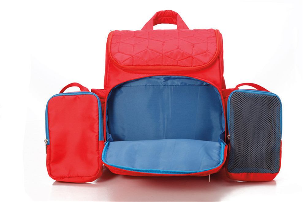 Plain Colored Diaper Bags