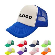Cheap polyester wholesale mesh custom logo cap hat baseball AZO free BSCI mens trucker cap for promotion trucker hat