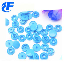 Resin Colorful Plastic Fasteners Press Snap Button
