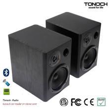 5 Inches Studio Monitor Sistema de alto-falante de madeira para Home Audios