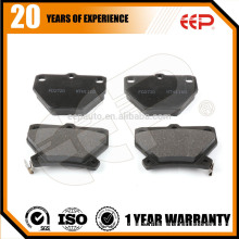Auto Brake Pads for Toyota Corolla ZZE122 04466-20090