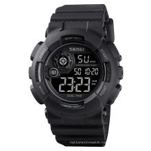 Skmei 1583 digital watch shockproof  your own logo dual time men watch