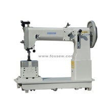 Máquina de costura composta extra resistente de estofamento da alimentação da cama do cargo