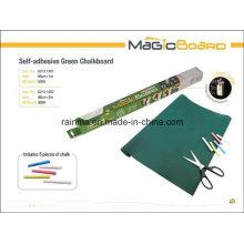 Quadro verde autoadhesivo para Shool e material de escritório