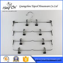 Fashion Garment Metal Satin Wire Hanger