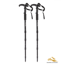 Light weight Aluminum Alpenstocks