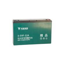 Bateria acidificada ao chumbo selada recarregável de alto desempenho