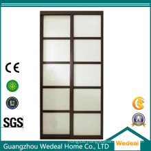 Modern Sliding Panel Sandwich Door for Project