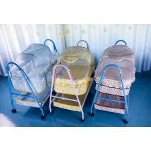 Детская кроватка Складная колыбель Переносная детская кроватка Простая установка