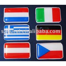 resin epoxy sticker