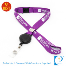 Supply Low Price High Quality Printed Lanyard with Bandage From China in Low Price