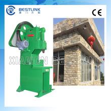 Es-16stone División de máquina de seta para piedras decorativas