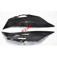 Carbon Fiber Rear Seat Side Panel for Kawasaki Zx10r 2016