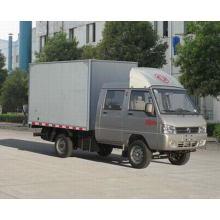 Dongfeng Gasoline/NGBi-Fuel Engine Doule Cabin Van Truck