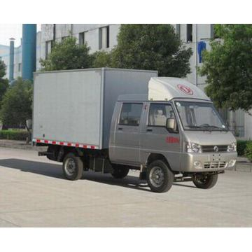 Dongfeng gasolina / NGBi-Fuel Engine Doule cabina Van Truck