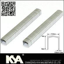 Pneumatic Stcr5019 Grapas para techos, Industrias