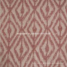 2016 New Morden Polyester Stück gefärbte Leinen wie Vorhang Stoff