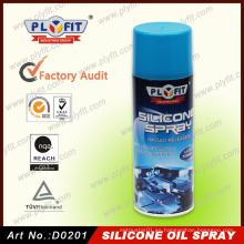Agente de liberación de moldes Lurbricant del aceite de silicona del espray