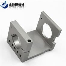 Fraisage CNC de pièces en titane anodisé