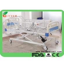 3 function electric bed hospital
