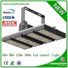 High power factor meanwell safty ra78 aluminum ip65 led tunnel light 120w gas station