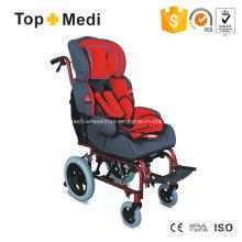 Manueller Liegestuhl Highback Cp Rollstuhl für Kinder