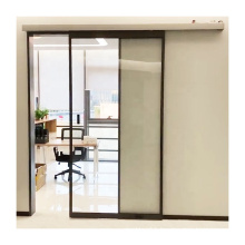 No touch interior automatic magnetic sliding door for office bedroom