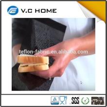 2015 New hot product reusable Non stick PTFE teflon Toaster Mesh Strips