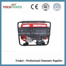 6.5kw Kleiner tragbarer Benzingenerator mit Ce