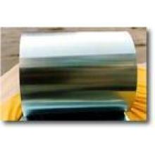 0.14mm * 270mm beschichtete Aluminiumfolie blaue Farbe für heiße gerollte dicke Platte