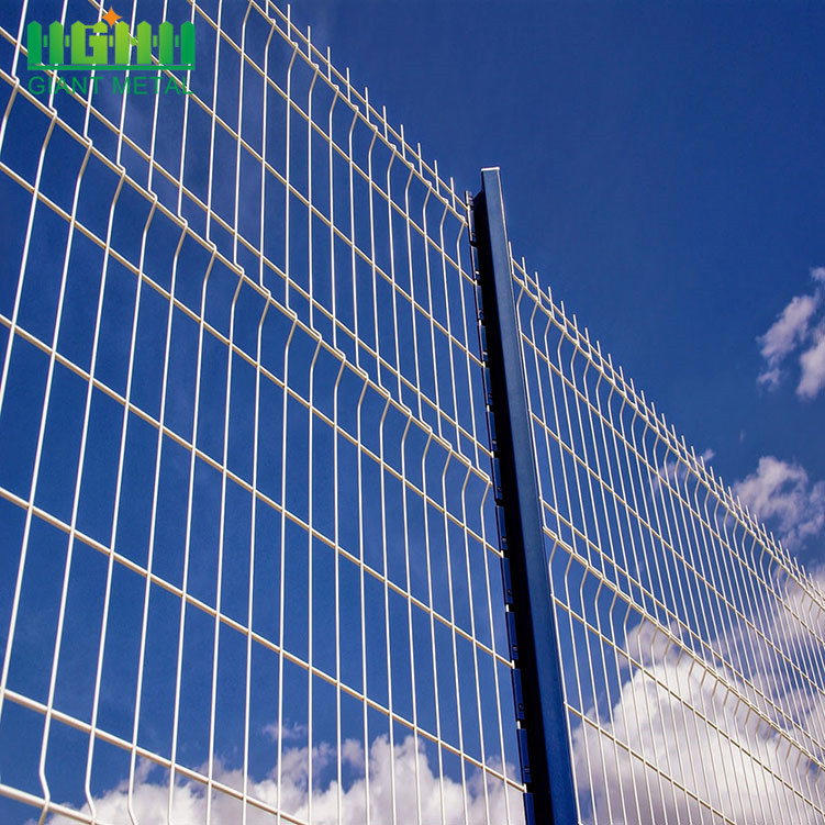 3D wire mesh fence (2)