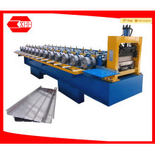 Roofing Forming Machine for Traight & Tapered Standing Seam Roofing (YX65-400/425)