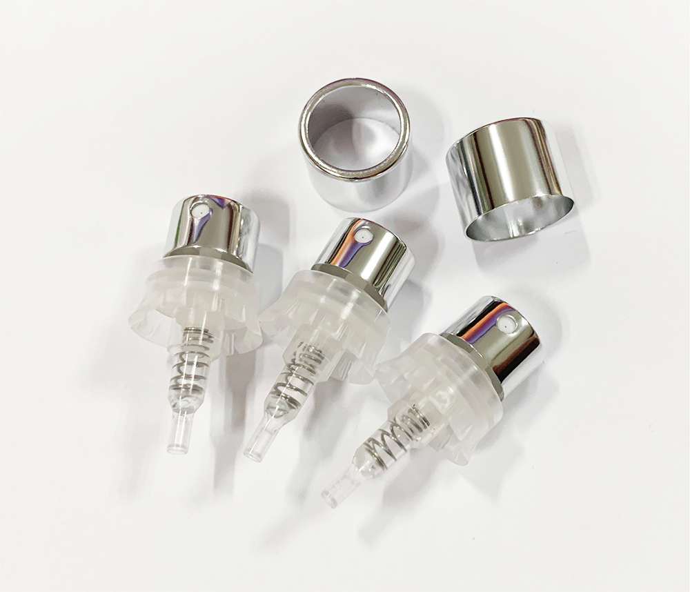 Silver Crimpless Sprayer Nozzles
