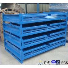 Outil de transport lourd et bac à rangement et boîte à mailles métalliques du fournisseur chinois