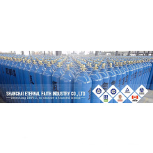 Factory Produced High Pressure ISO Standard 47L Steel Oxygen Cylinder Price