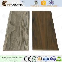 пластмассы и древесины композитных наружных выбивая плакирования стены