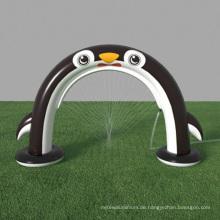Aufblasbarer Arch Sprinkler Pinguin