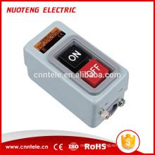 Interrupteur à bouton-poussoir 6 broches 12 volts