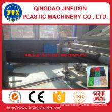 PE Artificial Foot Mat Production Line